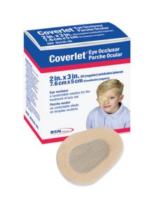 Coverlet Eye Occlusors