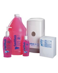SaniWash Antimicrobial Handwash by Safetec