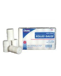 Rolled Gauze Bandages