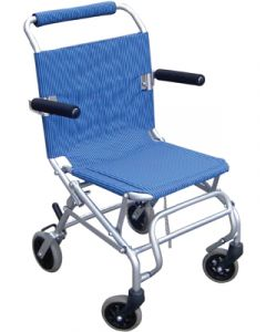 Super Light Folding Transport Chair with Carrying