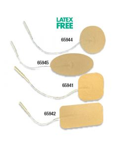 LEAD-LOK Reusable Self Adhesive Pre-Wired Electrodes