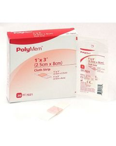 PolyMem Cloth Wound Dressings