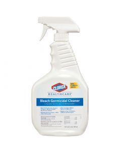 Clorox Hospital Cleaner Disinfectant with Bleach