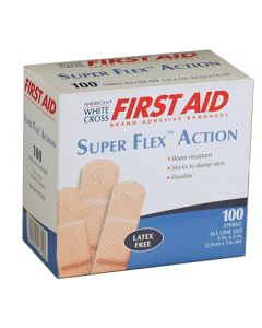 Super Flex Action Strip Bandages
